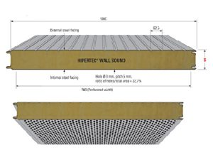 Metecno Hipertec Wall Sound