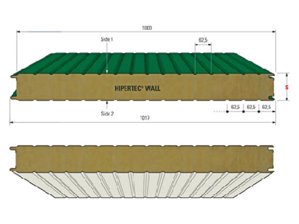 Metecno Hipertec Wall