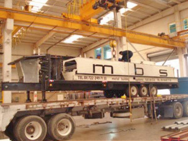Equipo de rolado metalarco cm 205 renta por día con operador y solo con compra de lámina