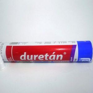 Sellador de poliuretano Duretan cartucho