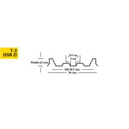 lamina acrilica acrylit tipo t 2 r 72 espesor estandar