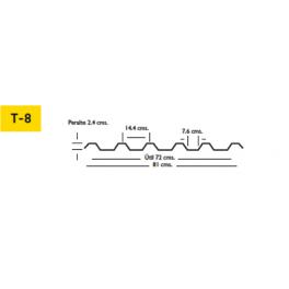 lamina acrilica acrylit tipo t 8 r 72 espesor estandar jpg
