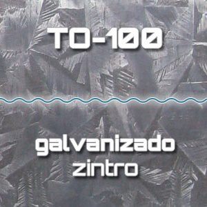 Lámina Acanalada TO-100 Galvanizado Zintro