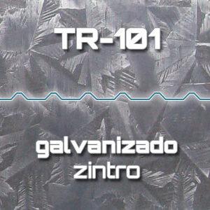 Lámina Acanalada TR 101 Galvanizado Zintro